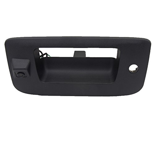 Redwolf Tailgate Handle With Removable Guideline Color Backup Camera For Chevy Silverado Gmc Sierra 2007 2013 Trucks