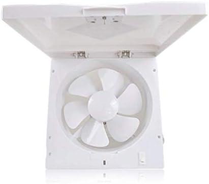 XDDDX 防水排気ファン、換気ファン浴室のガレージを開くとウォールマウント強力な排気