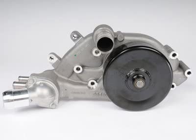ACDelco 89018052 GM Original Equipment Water Pump with Gaskets