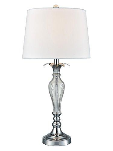 Lead Crystal Lamp - 8