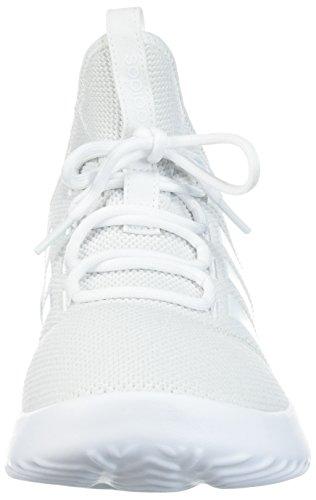adidas Men's Ultimate B-Ball Basketball Shoe White/White/Core Red 1P2VJYJGJ