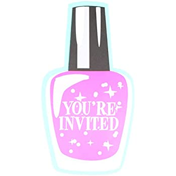 Amazon.com: Little Spa Salon Makeover Party Supplies ...