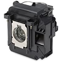 Electrified ELPLP61 Replacement Lamp with Housing for Epson Projectors