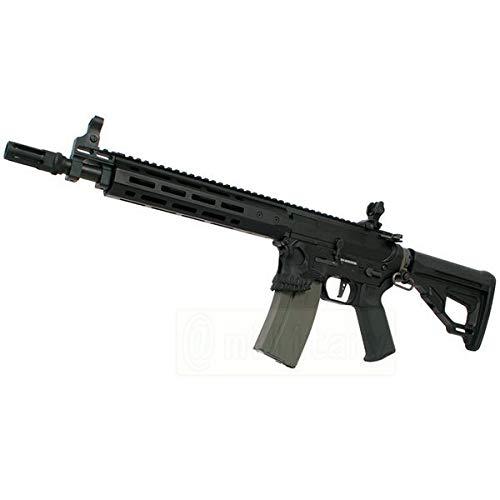 ARES/[EMG]/SHARPS/BROS/[THE/JACK]/EFCS搭載/アサルトライフル/電動ガン/ミドルver/ブラック 303 B07RTSR3PW