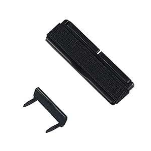 mobile holder tablet holder mobile sling grip holder mobile finger grip holder, Black