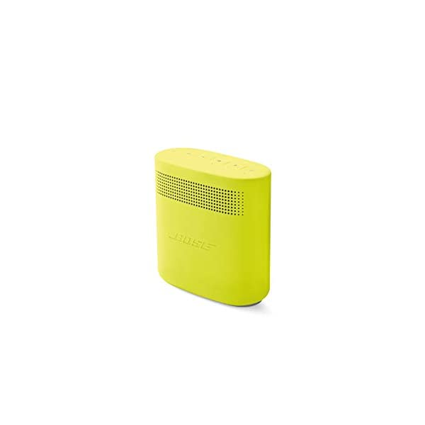 Enceinte Bluetooth SoundLink Color II - Jaune citron 2