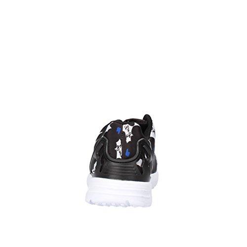 liu jo - Zapatillas de tela para mujer negro Nero/Blu