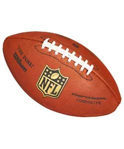 Wilson The Duke Replica NFL American Football.