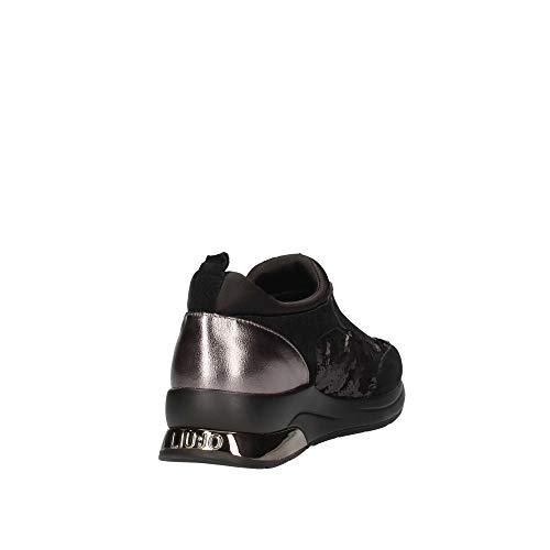Black Jo Women B68007TX005 Sneakers Liu 14q6wP8