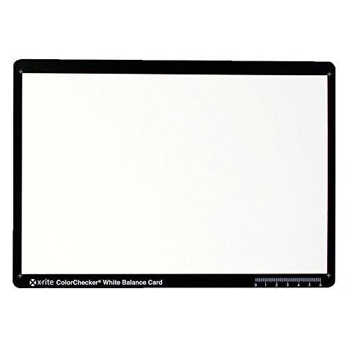 - X-Rite ColorChecker White Balance (M50101)