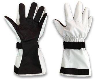 柚子農園様用 GABA-SPシリーズ 棘が刺さらない 耐突刺手袋 防刃手袋 作業用手袋 ロング SP-5FY4 (Mサイズ)  B07791VF7R