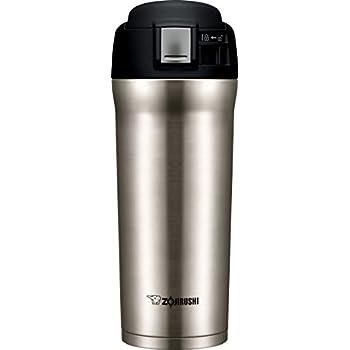 Zojirushi Sm Yae48xa Travel Mug 16 Oz Stainless Steel Coffee Cups Mugs