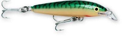 Rapala Floating Magnum 18 Fishing Lure 7-inch Green Mackerel by Rapala