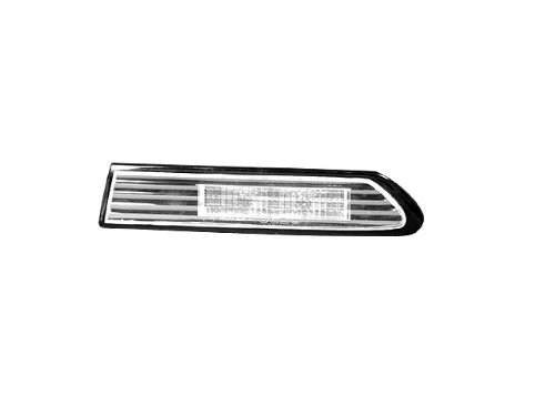 Depo 317-1413PXA-C Acura TL Diamond LED Front/Side Marker Lamp Assembly with Clear Lens