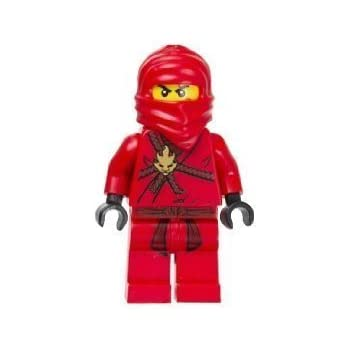 Amazon Kai Red Ninja Lego Ninjago Minifigure Toys