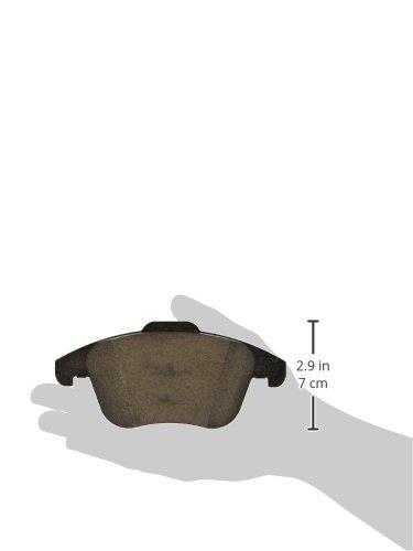 Scheibenbremse ATE 13.0470-7242.2 Bremsbelagsatz