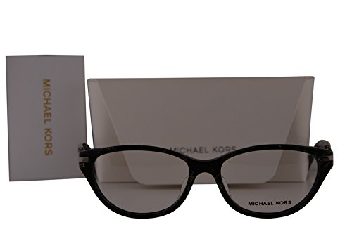 Michael Kors MK4020BF Zermatt Eyeglasses 54-16-140 Green Sparkle w/Demo Lens 3039 MK 4020B MK4020B MK - Frames 2016 Eyeglass Michael Kors