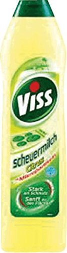 Viss Scheuermilch Citrus/ 73258 , Inh. 500 ml