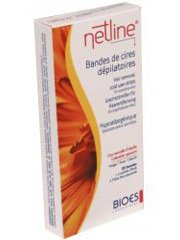 Bioes Nandline Hair Removal Cold Wax Strips For Sensitive Skin by Bioes