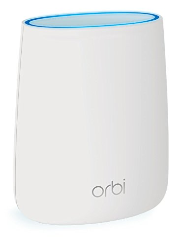 NETGEAR Orbi Whole Home Mesh-Ready WiFi Router - for speeds up to 2.2 Gbps Over 2,000 sq. feet, AC2200 (RBR20)