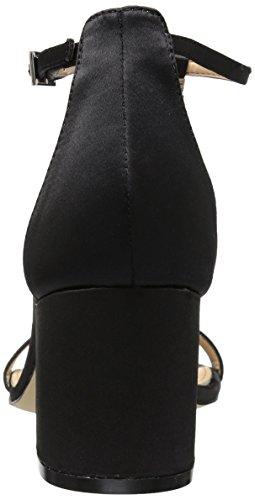 Black Mischka Women's Badgley Jewel Sandal Heeled Lindsey Y65ZOw