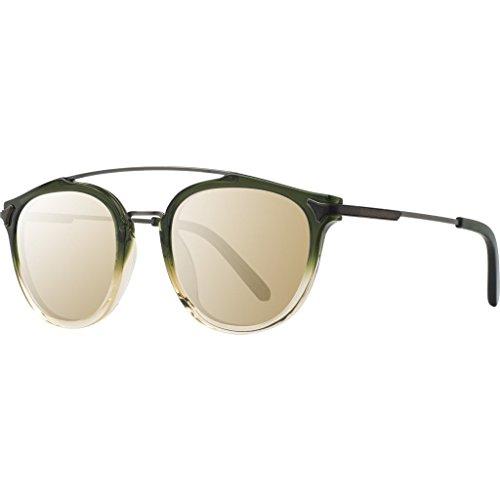 Shwood Kinsrow Sunglasses | Mojito / Gold - Shwoods Sunglasses