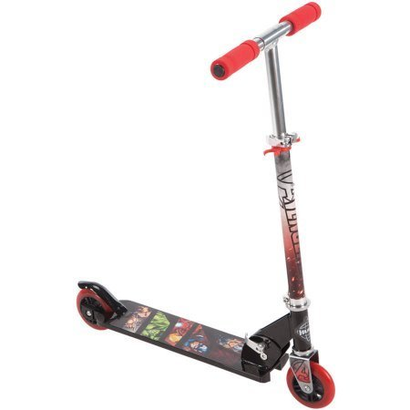 Huffy Boys' Marvel Avengers Inline Scooter - Huffy Scooters For Boys