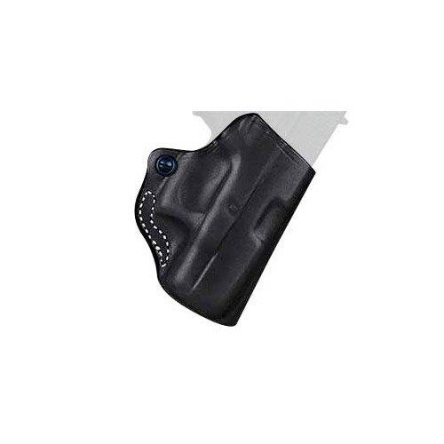 DeSantis RH Black Mini Scabbard Holster-Kimber Solo 9mm