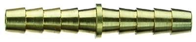 "Tru-Flate 21-467 3/8"" Hose Splicer Barb Type Hose Fitting"
