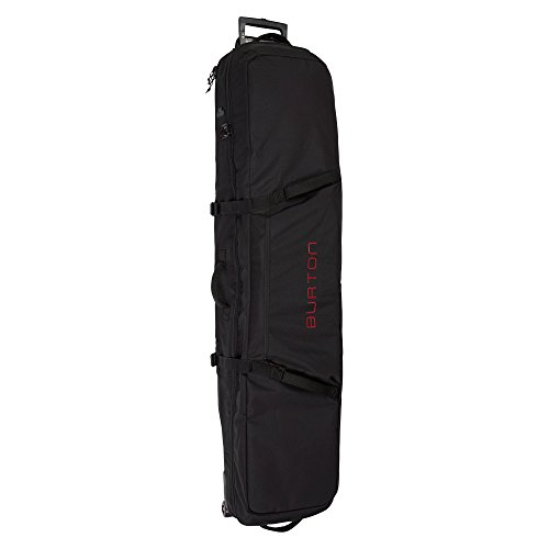Burton Snow Gear - Burton Wheelie Locker Snowboard Bag, True Black, Size 156