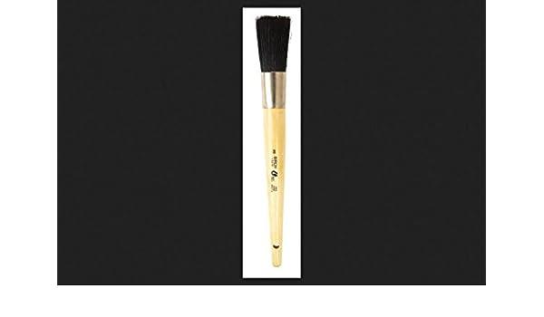 Bestt Liebco Oval Sash Brush Straight No 8