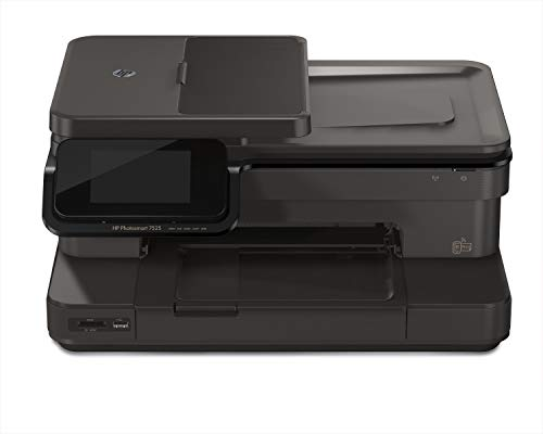 HP Photosmart 7525 e-All-in-One Inkjet Printer: 4.3