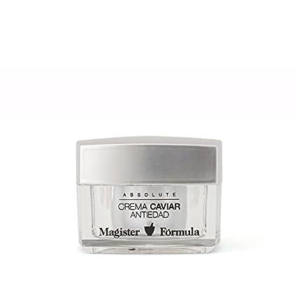 Crema de Caviar Antiedad Intensiva Absolute Luxe 50 ml | Tratamiento Antiarrugas | Factor de protección