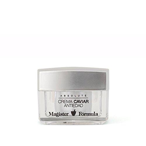 Crema de Caviar Antiedad Intensiva Absolute Luxe 50 ml | Tratamiento Antiarrugas | Factor de protección solar | Extracto de caviar 12% | Pro-retinol | Todo ...