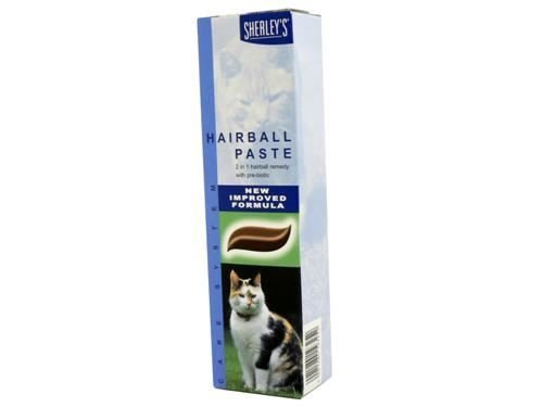 (2 Pack) Beaphar - Hairball Paste 2 in 1 100g With Pre-Biotic