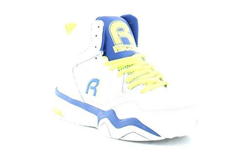 Rycore Null 4 Menns Basketball Blå / Lime