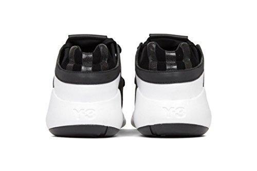 Dettagli Adidas Y-3 Run Qr Yohji Yamamoto (bianco Nero /) Unisex