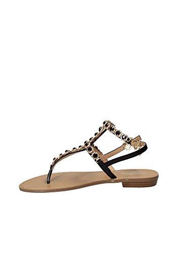 Musta Naiset Sl507 Sandaalit A18 Kulta qZXxYw1I