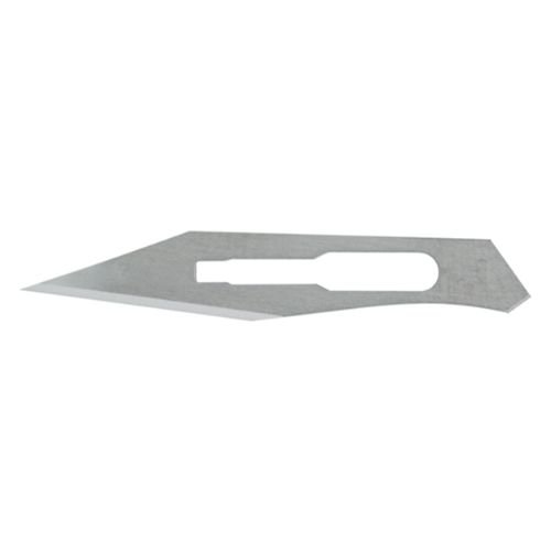 (Miltex 4-125 Sterile Disposable Surgical Blades, Carbon Steel, 25 Size (Pack of 100))
