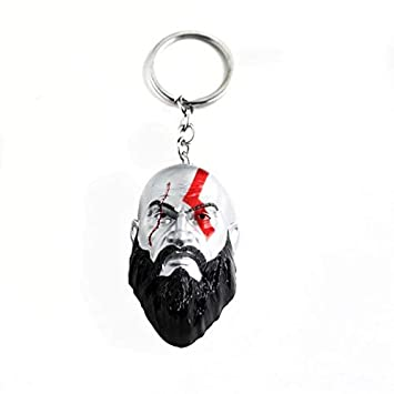 God Of War GOW IV 4 Llavero de Metal Kratos - 6 cm: Amazon ...