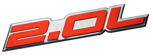 honda civic lx trunk emblem - 8