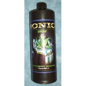 Hydrodynamics International Ionic Grow Quart