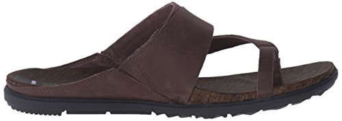 Merrell Zapatillas de estar por casa Around Town Thong Brown