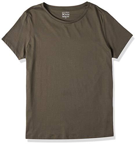 Blusa básica, Hering, Feminino, Verde, M
