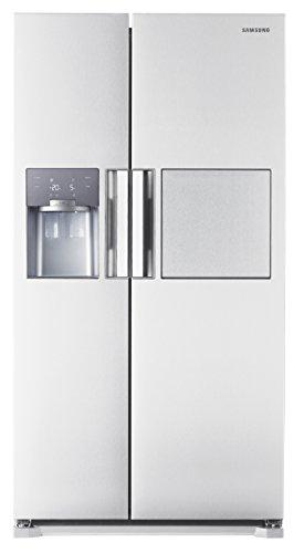 Side-by-side kühlschränke  Samsung RS7778FHCWW Side-by-Side (353 kWhJahr, 359 L Kühlteil, 184 L ...
