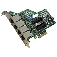 Addon Intel I350t4 Comp. Ethernet Nic W/4 Ports 1Gbase Rj45 Pcie X4 - Pci Express X4 - 4 Port(S) - 4 X Network (Rj-45) - Twisted Pair Product Category: Network & Communication/Network Interface Cards