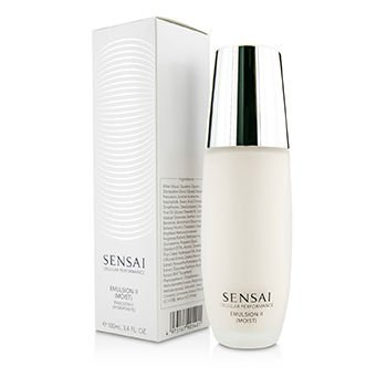 Kanebo Sensai Cellular Performance Emulsion II, Moist, 3.4 (Kanebo Sensai Cellular Performance Emulsion)
