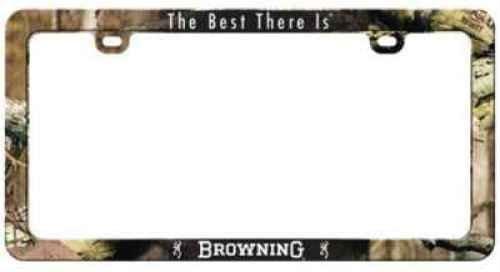 - SPG License Plate Frame BLF2502