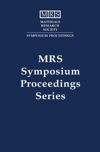 Rare-Earth Doped Semiconductors: Volume 301 (MRS Proceedings)