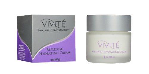 Vivite reconstituer hydratant crème, 2 once